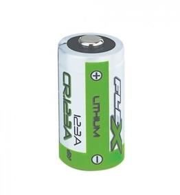Bateria P/ Máquina Fotográfica E Lanternas 3v Lithium Cr123a