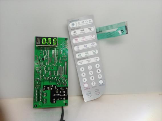 Membrana Nova + Placa Microondas Electrolux Mef41
