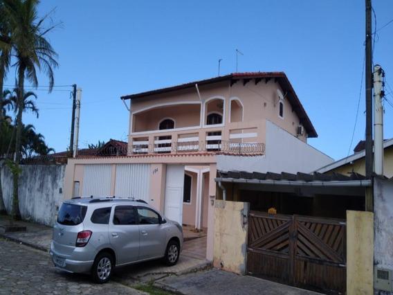 Sobrado Em Itanhaém - 3010 - 34587691