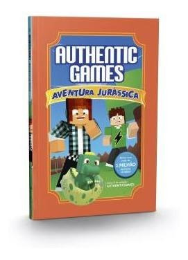 Authenticgames: Aventura Jurassica Vol.2