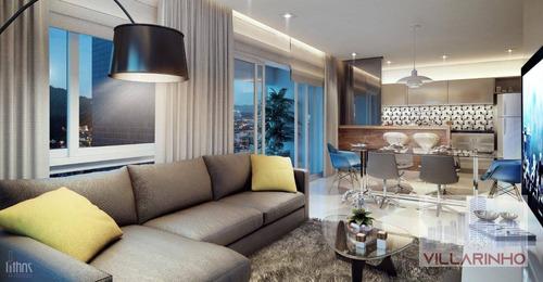Apartamento Com 2 Dormitórios À Venda, 80 M² Por R$ 810.000,00 - Torres - Torres/rs - Ap2070