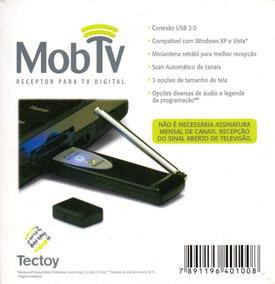 Instalação Receptor Mobtv Tv Digital Mt-100 - Tectoy