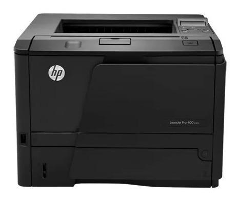 Impressora Hp 400 M 401 Estado De Nova