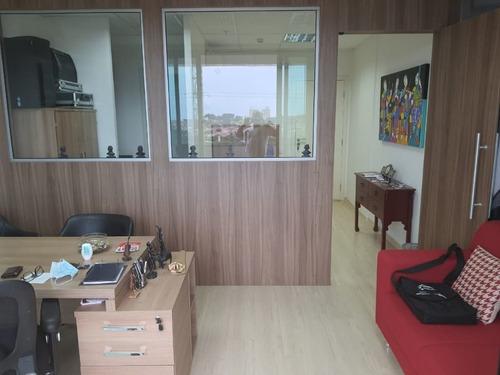 Imagem 1 de 13 de Sala À Venda, 35 M² Por R$ 255.000,00 - Loteamento Residencial Vila Bella - Campinas/sp - Sa0352