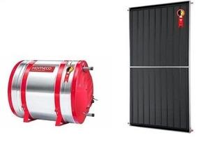 Kit Aquecedor Solar Komeco Boiler 300l Bp Nivel + 2 Coletor