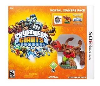 Paquete De Propietarios Del Portal Skylanders Giants - Ninte