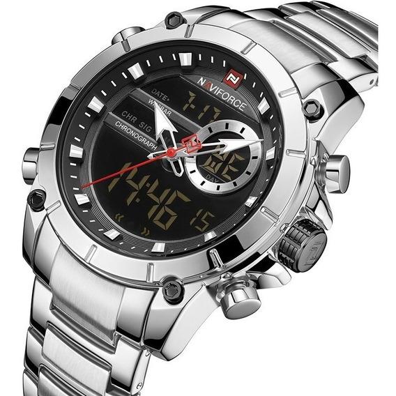 Relógio Masculino Digital Esportivo Militar Estojo Original