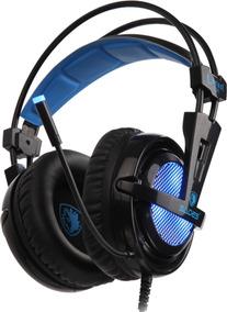 Fone Headset Gamer 7.1 Sades Locust Plus