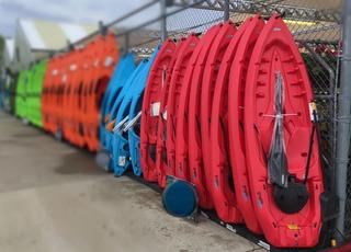 Kayaks Nuevos Garantia 5 Años, Incluye Asiento Y Remo ¡!¡!¡!