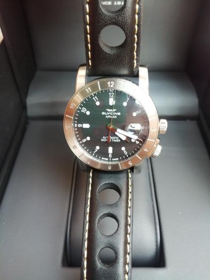 Reloj Glycine Airman Worltimer