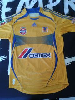 Jersey Tigres adidas 2006 Local