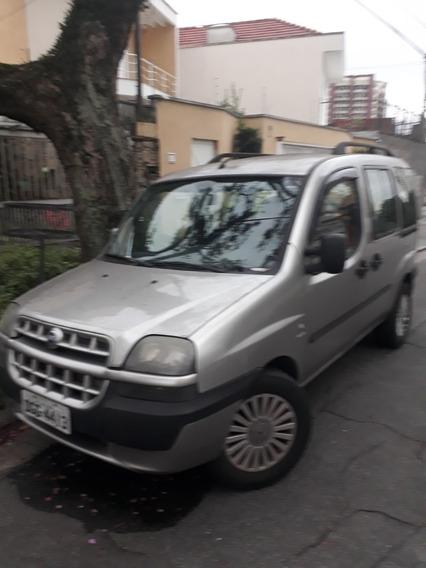 Fiat Doblô Elx - Completa - Gasolina 1.6 16v Elx 5p 2002