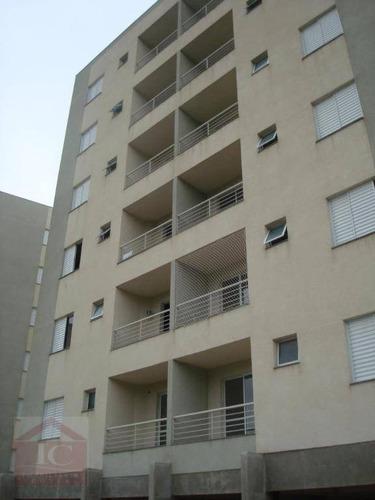 Apartamento Com 2 Dormitórios À Venda, 57 M² Por R$ 230.000,00 - Parque Rincão - Cotia/sp - Ap0358