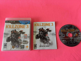 Killzone 3 Ps3 (game Army)
