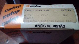 Juego Aros Cofap Rectificacion Mazda 323 Ford Laser