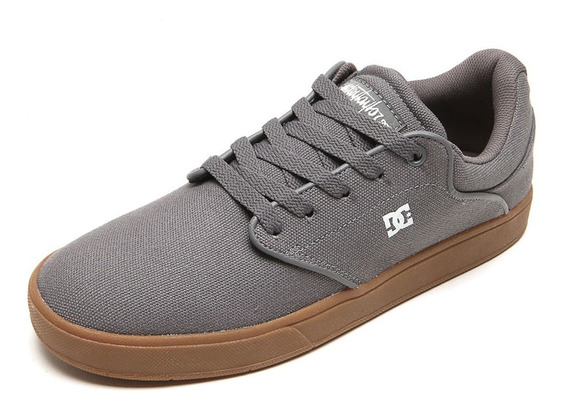 Tênis Dc Shoes Mikey Taylor S Tx La Grey Gum 9us Skate Globe Dvs Emerica 100% Original Pronta Entrega