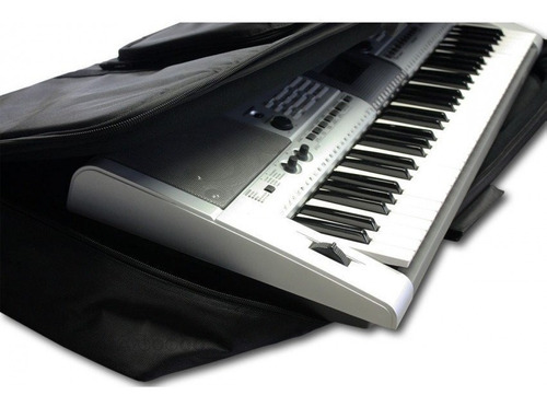 Forro Teclado Organeta Lona Para Yamaha 5/8 Psr 353-253-443