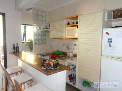 Flat Residencial Para Locação, Centro, Guarujá. - Fl0090