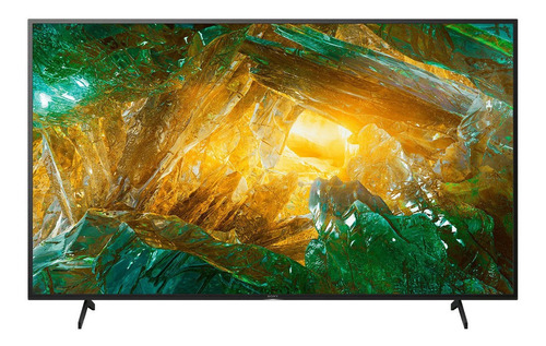 Imagen 1 de 6 de Smart Tv Sony Bravia Xbr-75x805h Dled 4k 75  110v/240v !