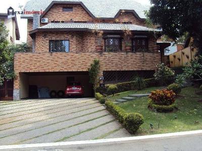 Casa Com 4 Suítes À Venda. Estuda Vl Ipojuca E Região - Ca0464