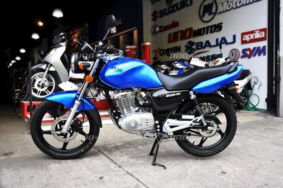 Suzuki En 125 2a 0km Oferta Marzo