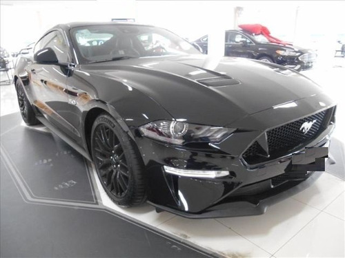 Ford Mustang 5.0 V8 Ti-vct Black Shadow Selectshift 0km2020