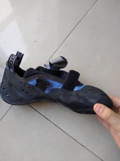 Zapatos Gatas De Escalar (usado 2 Veces)