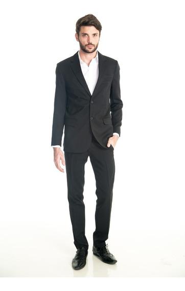 Ambo Saco Y Pantalon Mecanico Entallado Aires Modernos