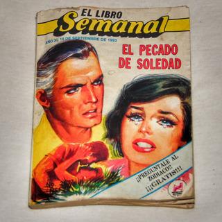 El Libro Semanal. El Pecado De Soledad.