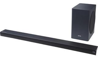 Barra De Sonido Samsung Soundbar Hw-q60r/zb