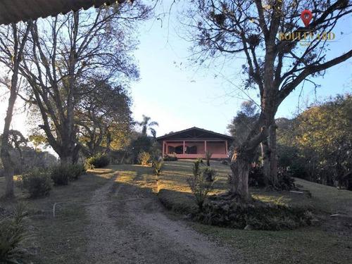 Imagem 1 de 18 de Chácara À Venda, 144000 M² Por R$ 1.200.000,00 - Palmitalzinho - Quatro Barras/pr - Ch0004