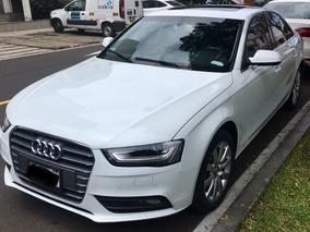 Audi A4 Modelo 2013 Automatico 50,000km Sunroof Impecable