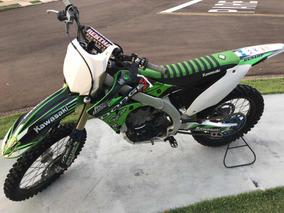 Kawasaki Kxf 450 Kx 450 F