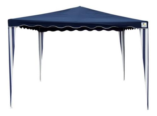 Tenda Especial Para Festa 2,4x2,4 Metros Azul