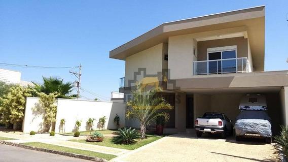Casa Com 4 Suítes À Venda, Condomínio Fechado Em Valinhos, Portal Do Jequitibá - Ca2881