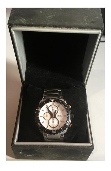 Relógio Orient Masculino - Mbssc027 S1sx