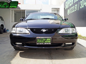 Ford Mustang 2pts Coupe T/m V6 3.8lts Modelo 1995