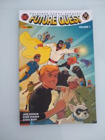 Hq - Future Quest - Volume 1 E 2. Universo Hanna-barbera