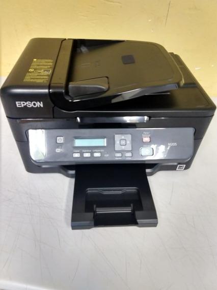 Multifuncional Epson Tanque De Tinta M205 Com Wi-fi + Nf