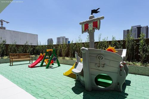 Apartamento Para Venda Em São Paulo, Quarta Parada, 3 Dormitórios, 3 Suítes, 4 Banheiros, 2 Vagas - Cap2699_1-1254655