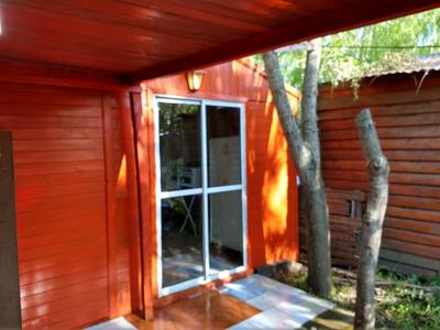 Cabaña En Camping La Casona