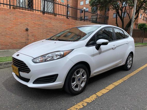 Ford Fiesta Se Con Techo Electrico