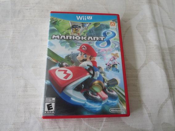 Mario Kart 8 Para Wii U - Frete Grátis!!!!