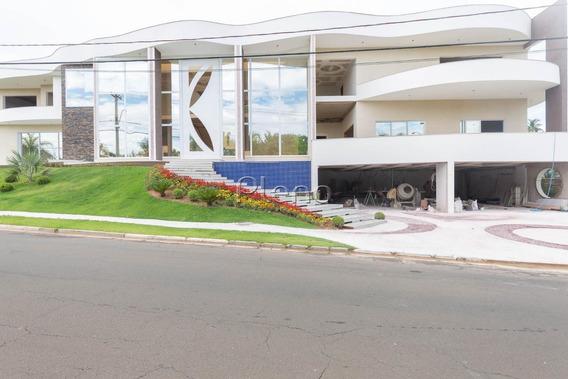 Casa À Venda Em Loteamento Alphaville Campinas - Ca022146