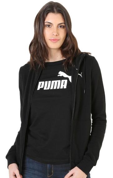 Campera Puma Hombre Essentials Hooded 2016461-dx