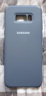 Funda Silicona Silicone Case Samsung Original Galaxy S8+