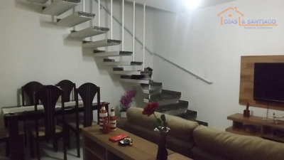 Sobrado Residencial À Venda, Paulicéia, São Bernardo Do Campo - So0299. - So0299