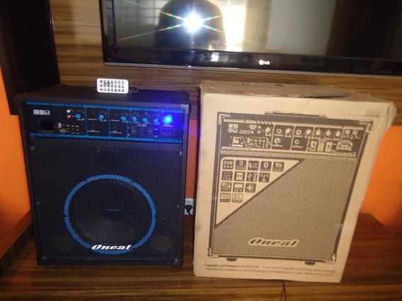 Caixa Amplificada Multi Uso Oneal Modelo Ocm-390