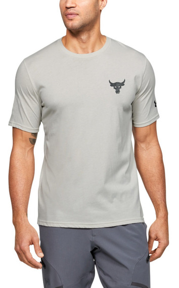 Remera Project Rock Snake Under Armour