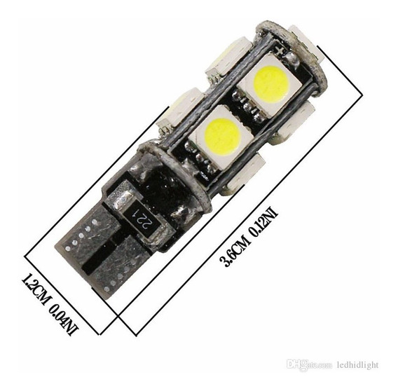 Lámpara Led T10 T5180